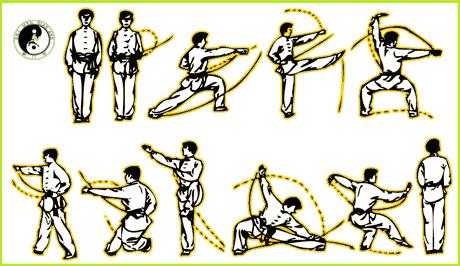 Arts for Kung fu technique de base pdf